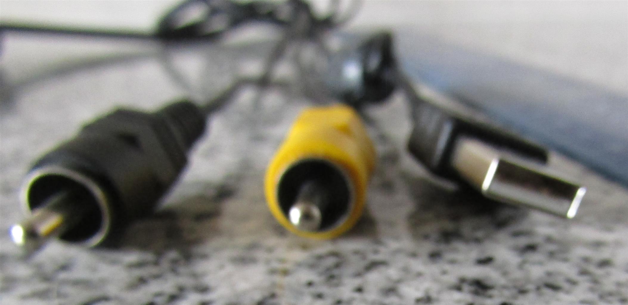 Sony AV Cable