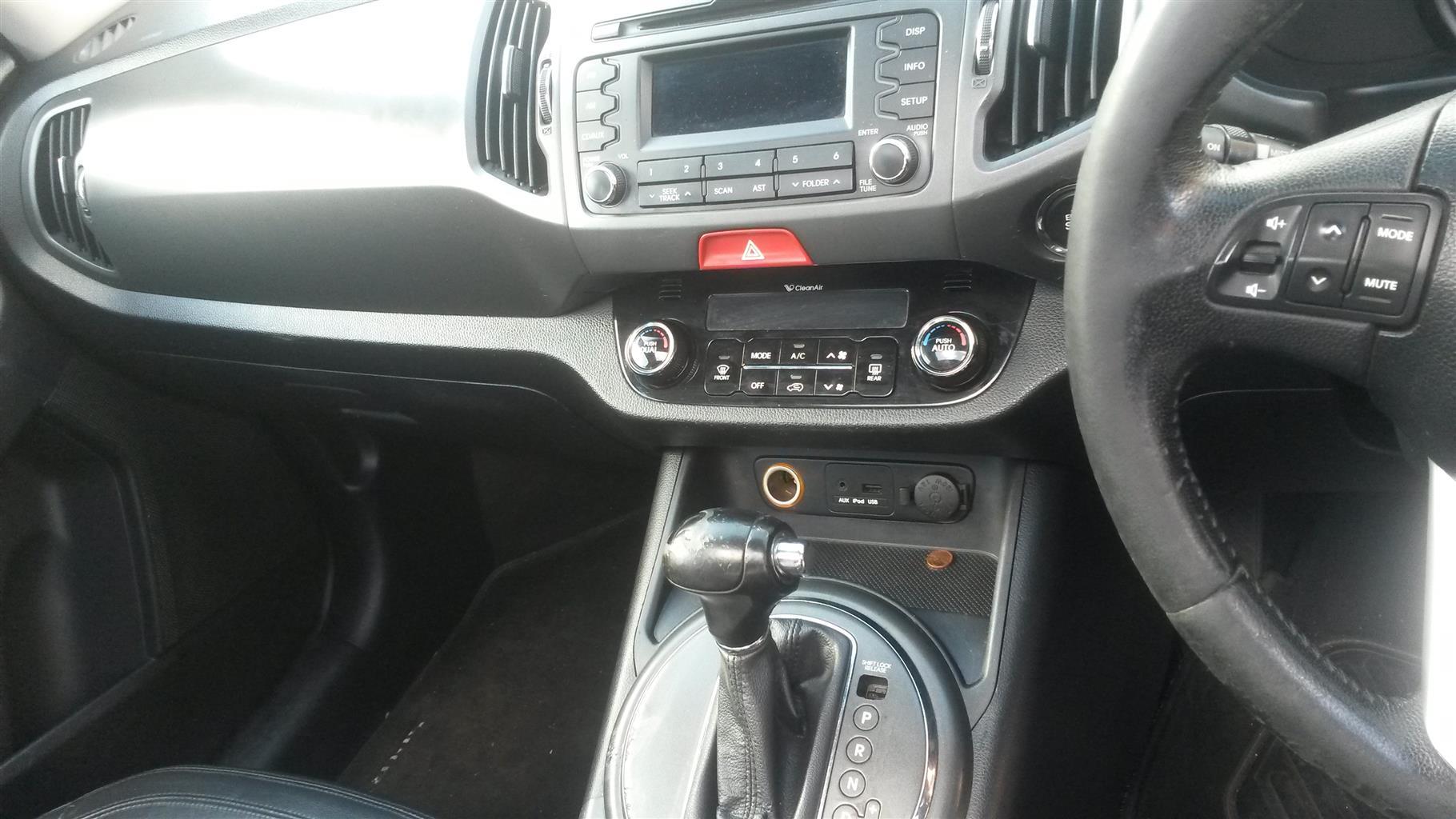 2012 Kia Sportage 2.0 Ignite Plus auto