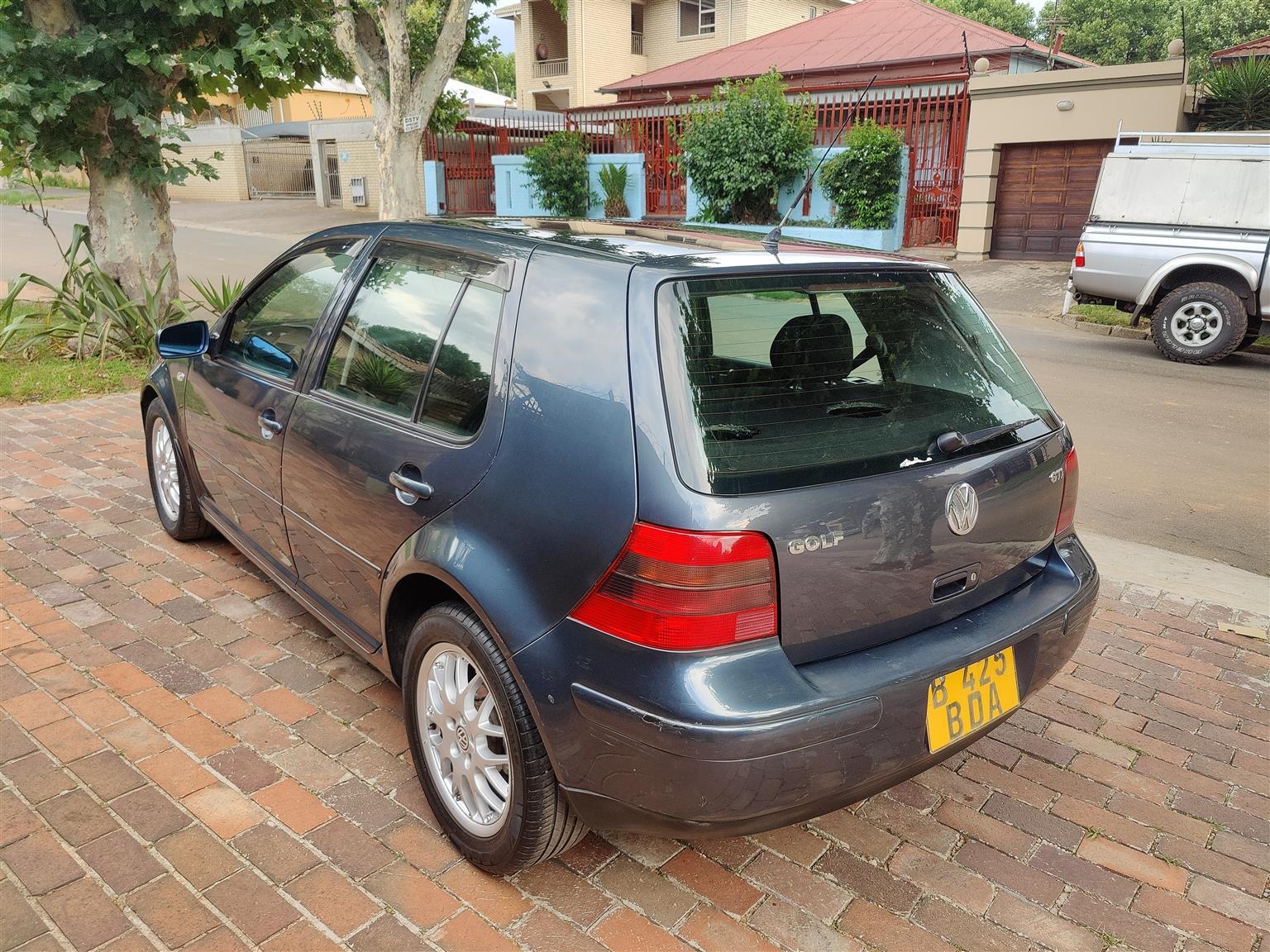 2004 VW Golf GTI