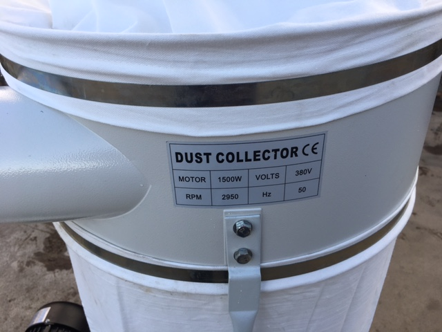 Dust Extraction Unit, ROOSMAC, FM300, 1-bag, 1.5kW