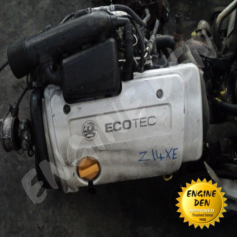 OPEL ZAFIRA 1.4 16V Z14XE USED ENGINE