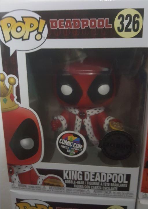 Funko Pop Comic Con Exclusives