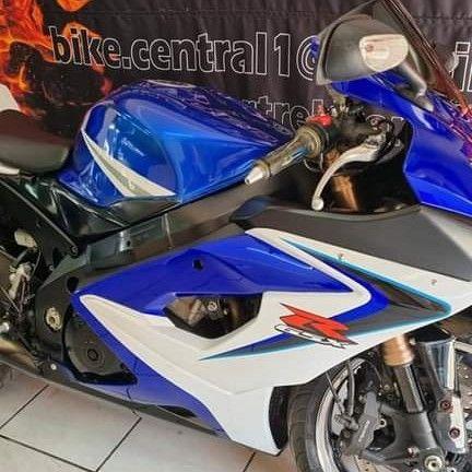 Suzuki Gsxr-1000