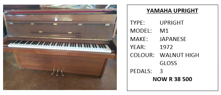 Yamaha Upright (1972)