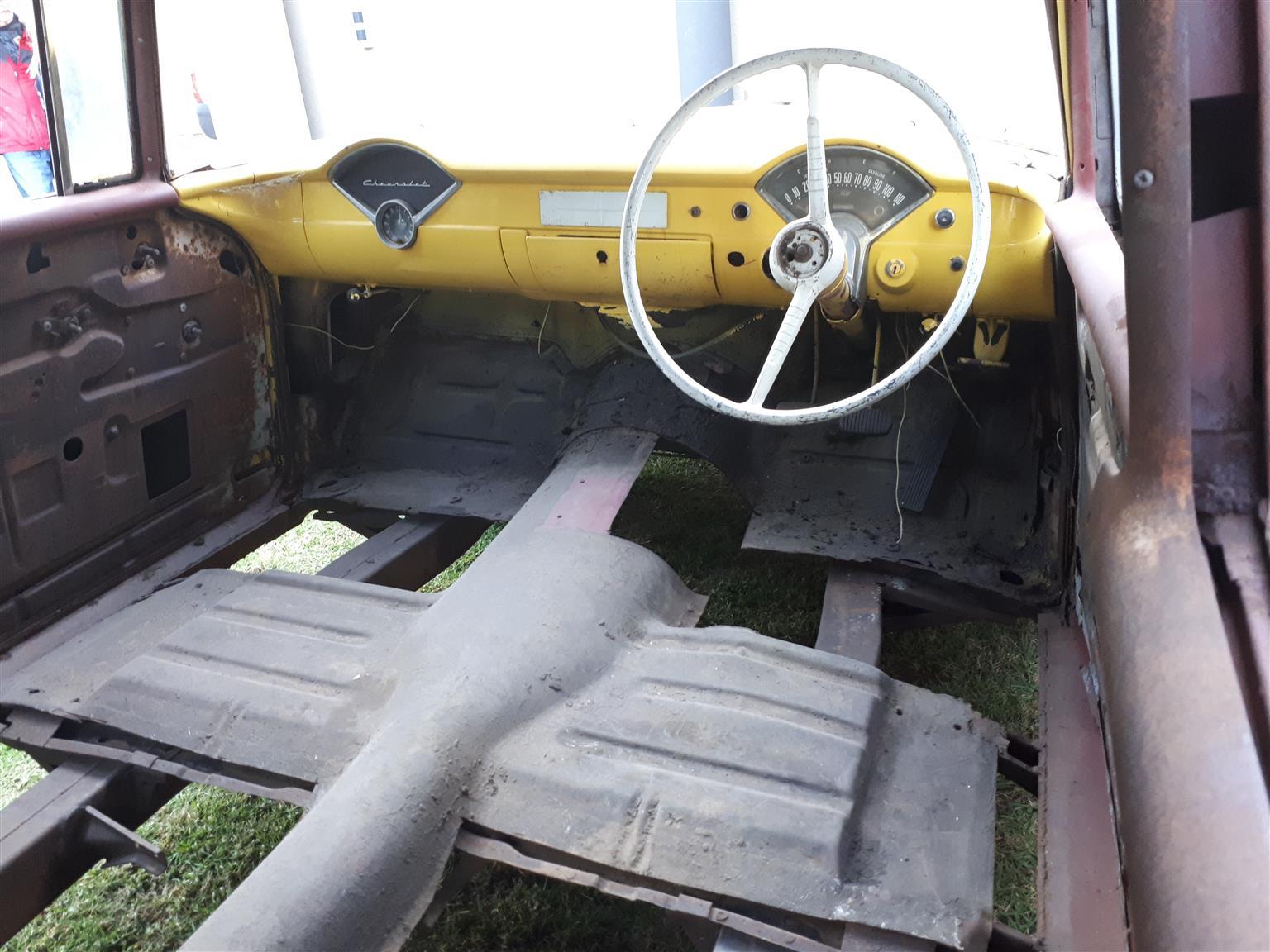 1955 Chevy 2 door