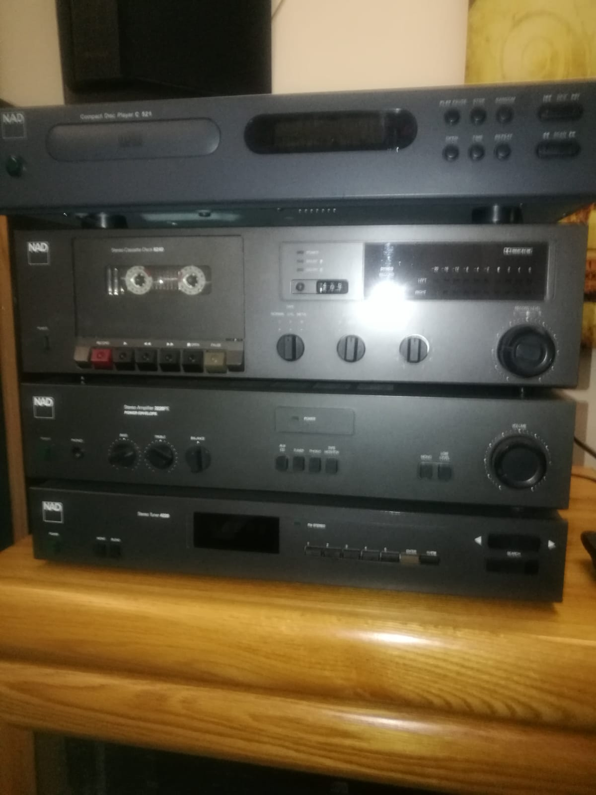 TECHNICS and other vintage HIFIs