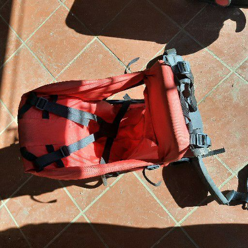hiking back pack baby carrier