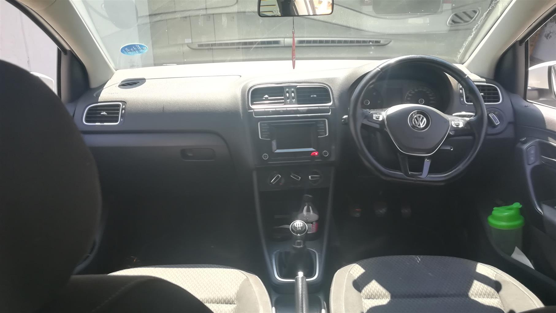 2016 VW Polo sedan POLO GP 1.6 TRENDLINE