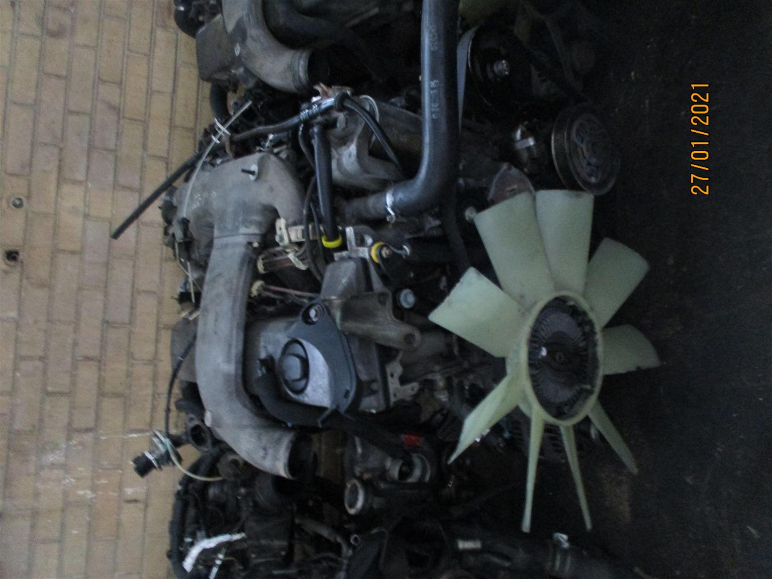 BENZ MUSSO ENGINES