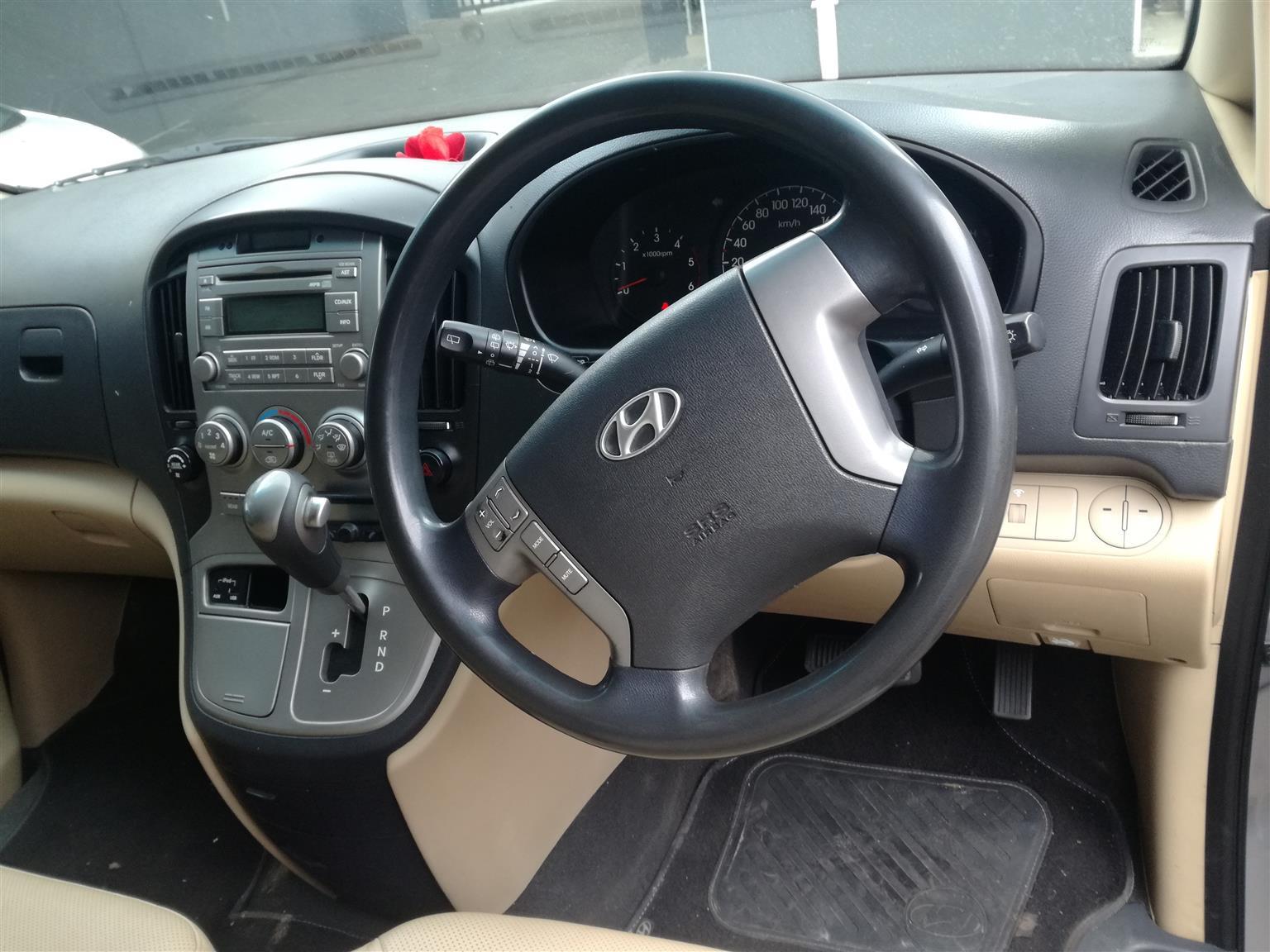 2011 Hyundai H1 H 1 2.5CRDi panel van