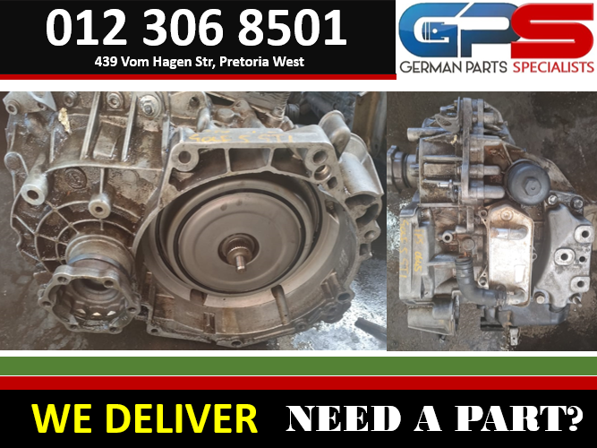 VW GOLF5 GTI PETROL AUTOMATIC GEARBOX FOR SALE