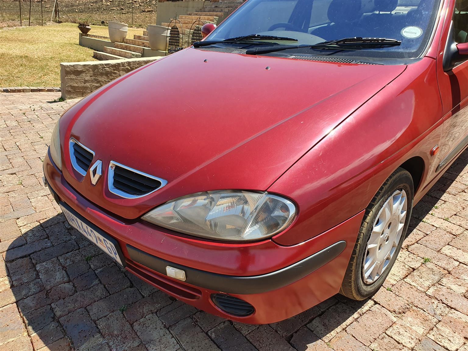 2002 Renault Megane 1.6 Expression