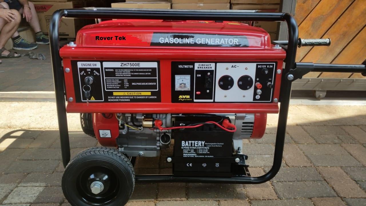 Generator 7,5KVA