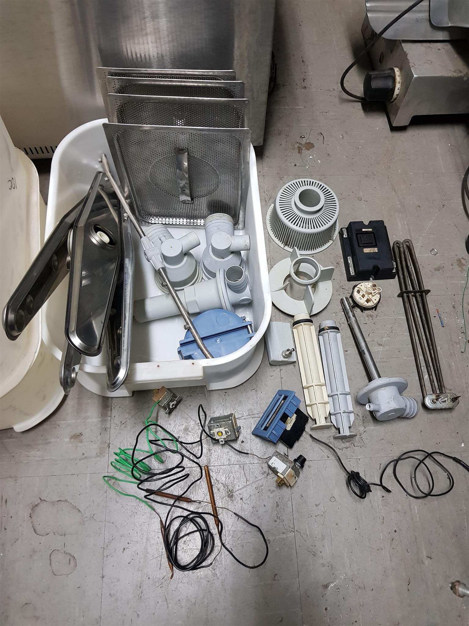 DIHR - dishwasher spares