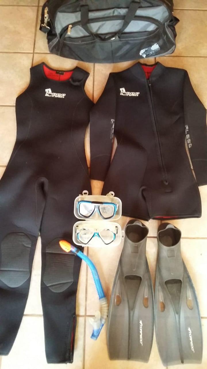 scuba suits