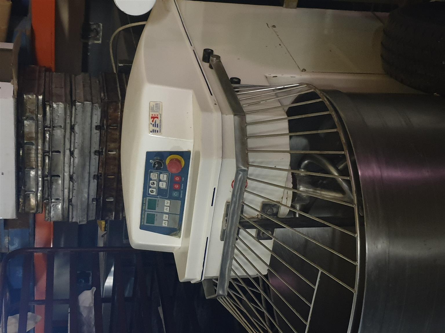 Breadbakery equipment