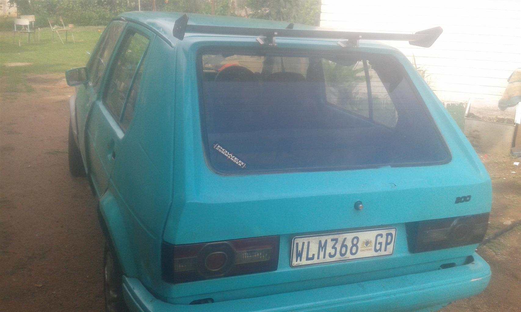 1995 VW Golf 1.0TSI Comfortline