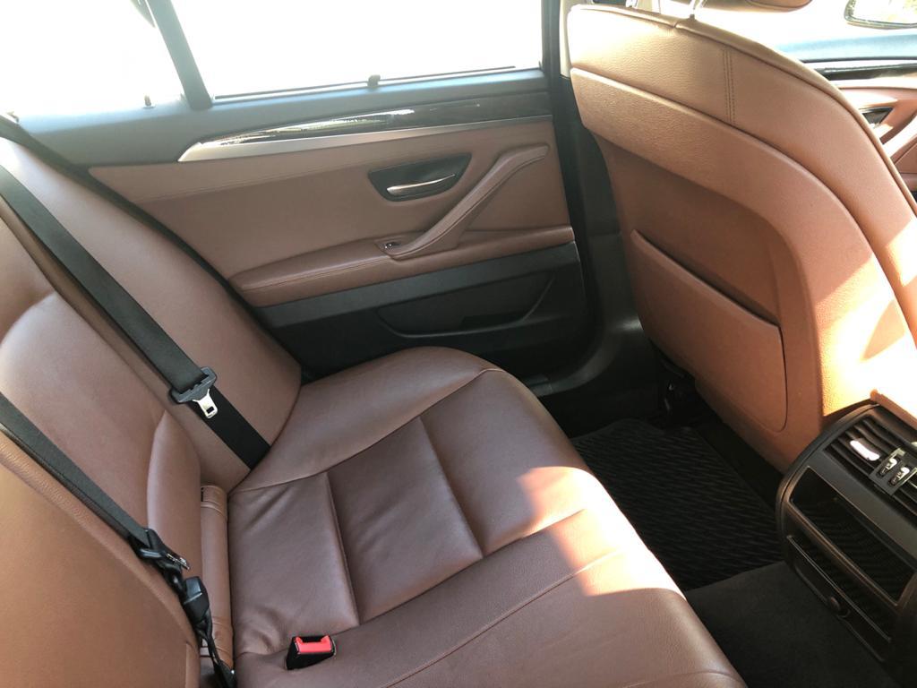 2010 BMW 5 Series 523i Exclusive steptronic
