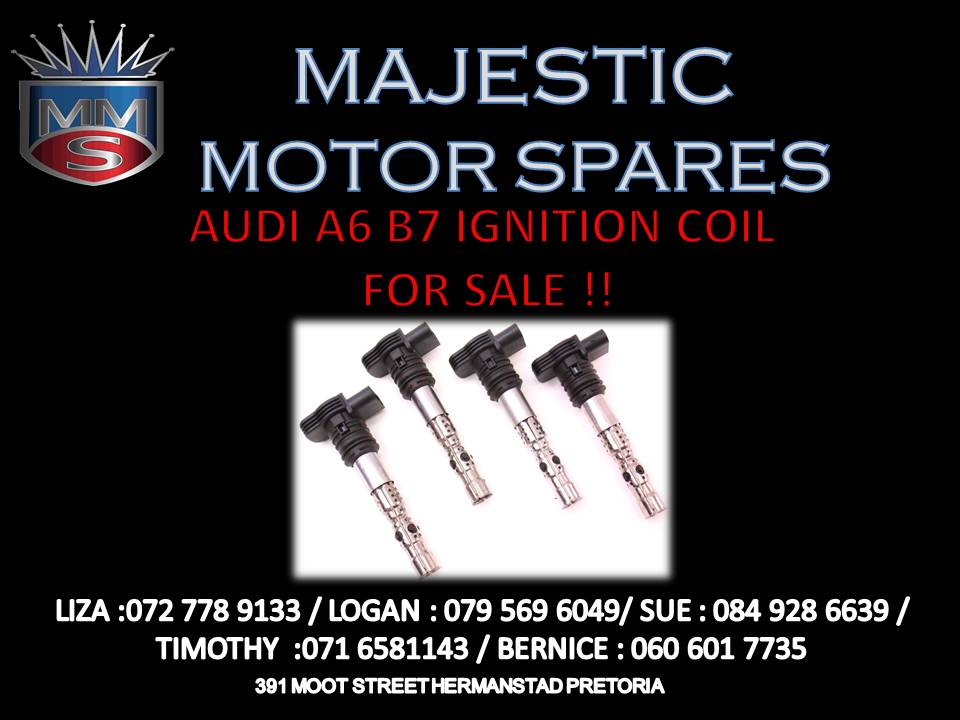 Audi Ignition coil for sale !!