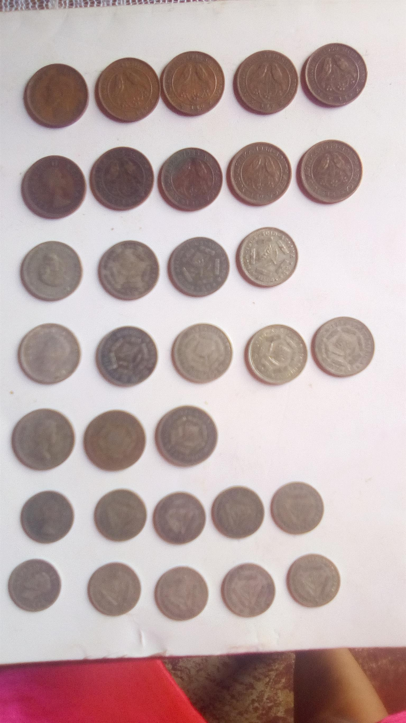 Selling Old South African Coins and Notes