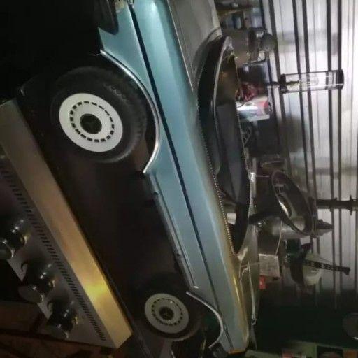 Mercedes Metal pedal car