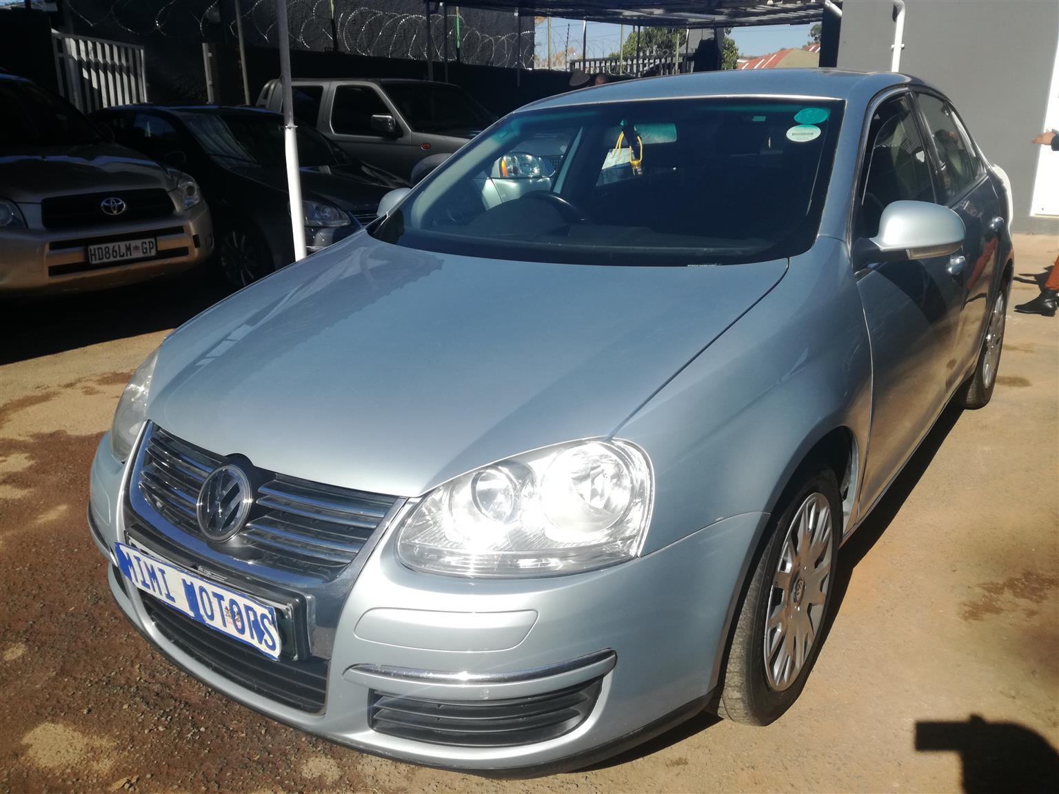 2010 VW Jetta 1.6