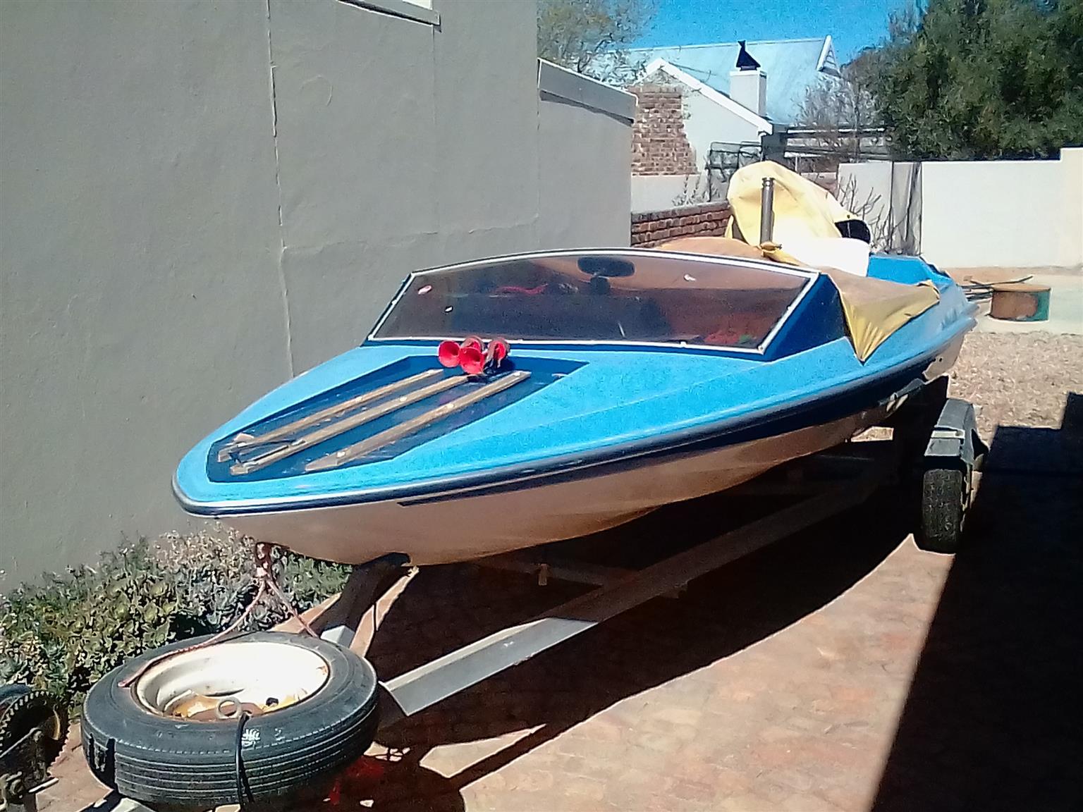 Speedboat 115 Suzuki.excellent