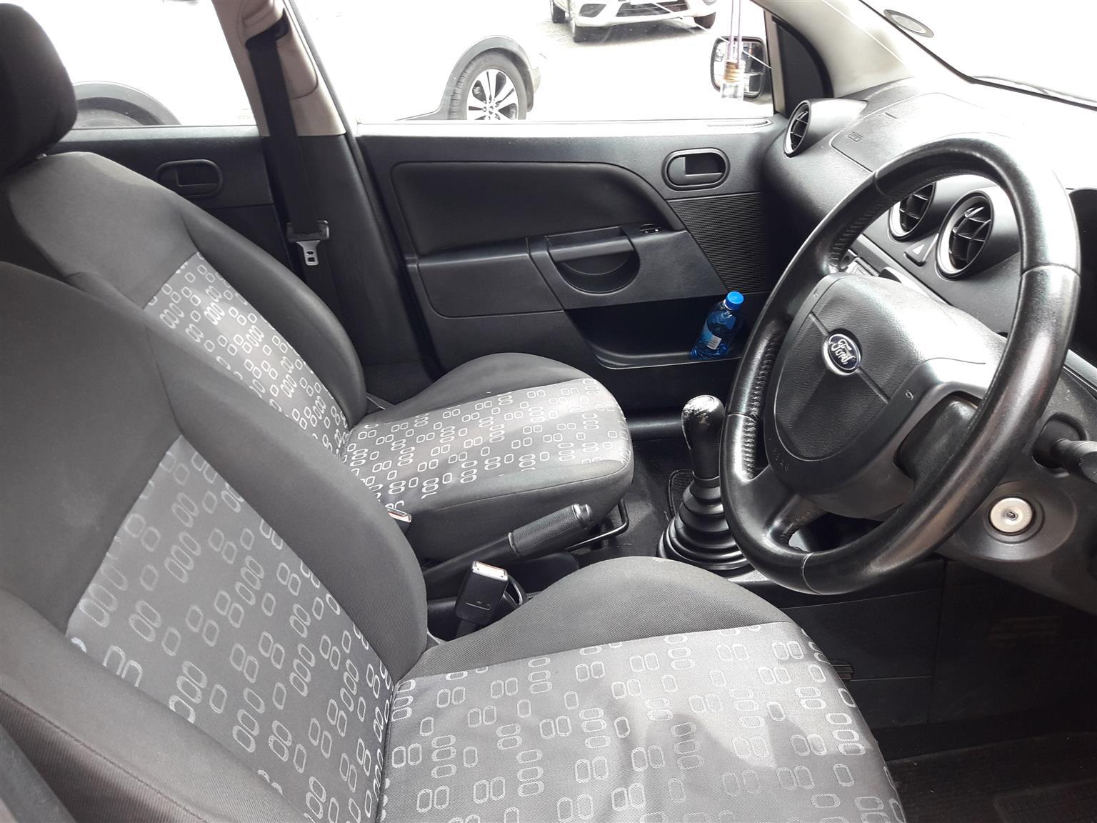 2005 Ford Fiesta 1.6TDCi 5 door Ambiente
