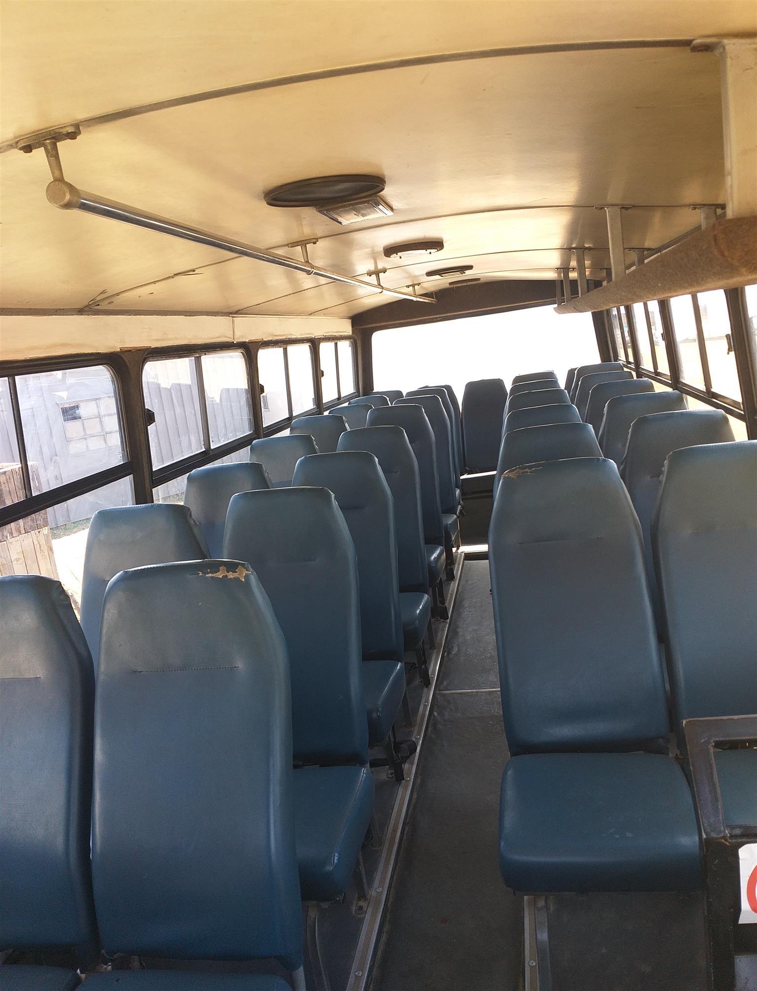 Tata 713 Bus