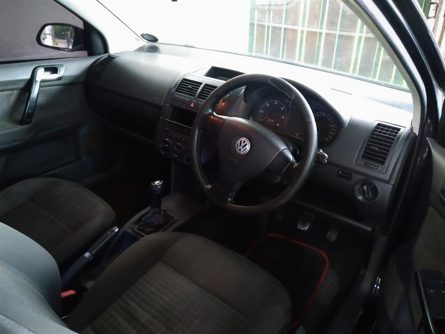 2006 VW Polo 1.9TDI 74kW Highline