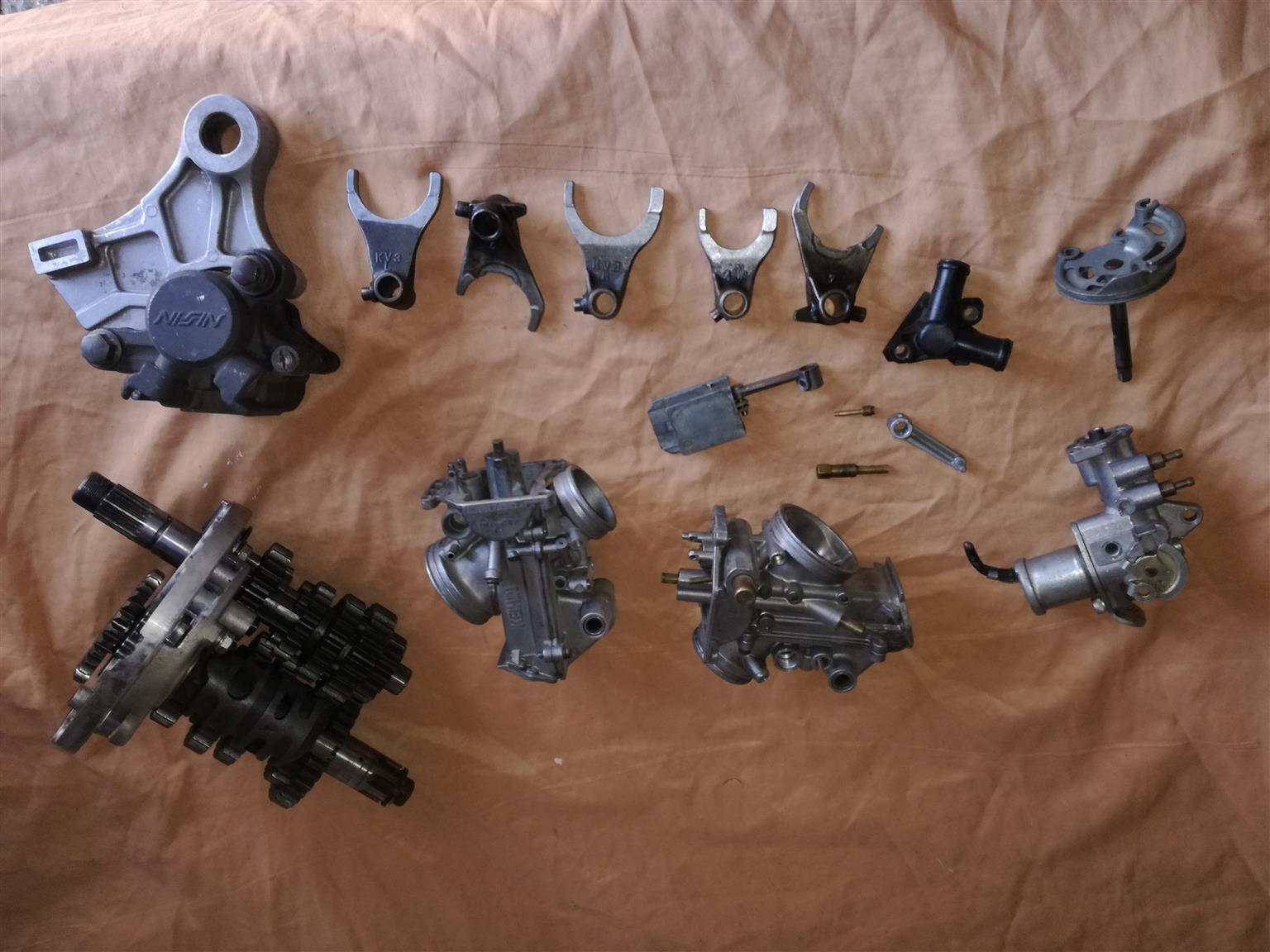 Honda nsr 250 mc21 parts