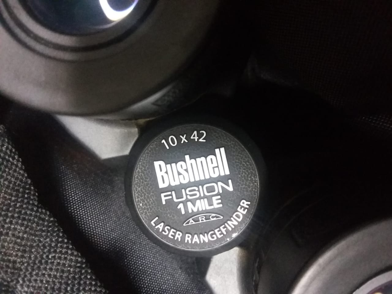 Bushnell Fusion 1 Mile