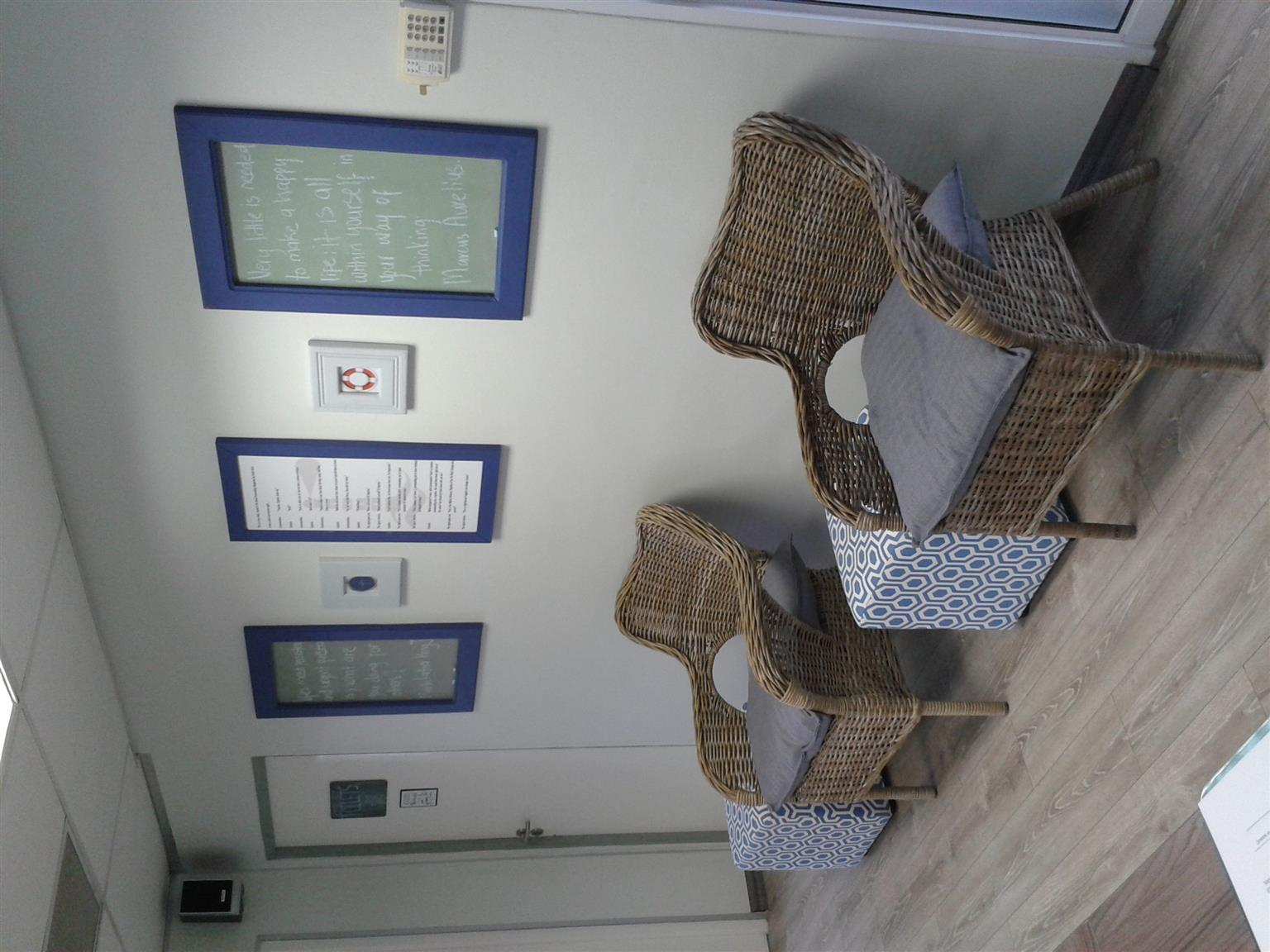 Therapy room to rent in Lighthouse Therapy Centre, Dainfern, near Fourways.