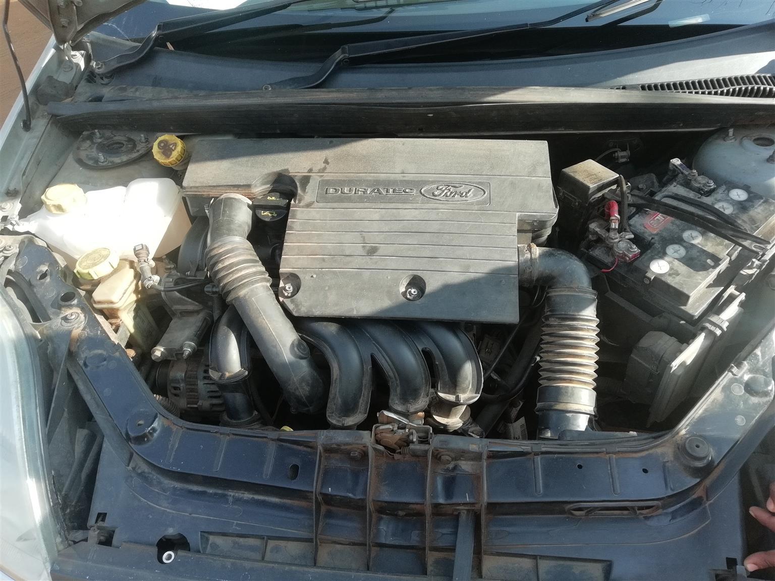 2004 Ford Fiesta 5 door 1.4 Trend