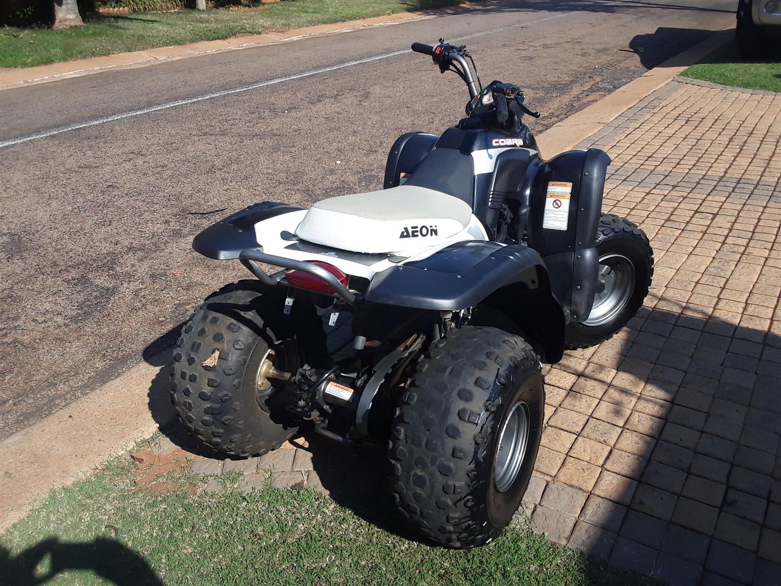 Quadbike Aeon 180 cc
