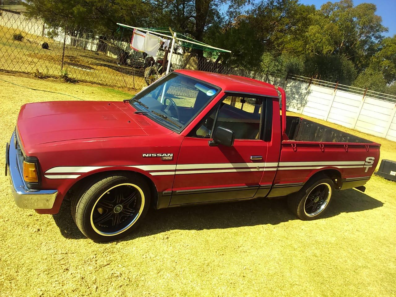 1986 Nissan 1 Tonner