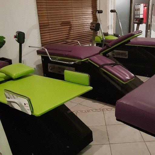inch by inch passive excerise beds