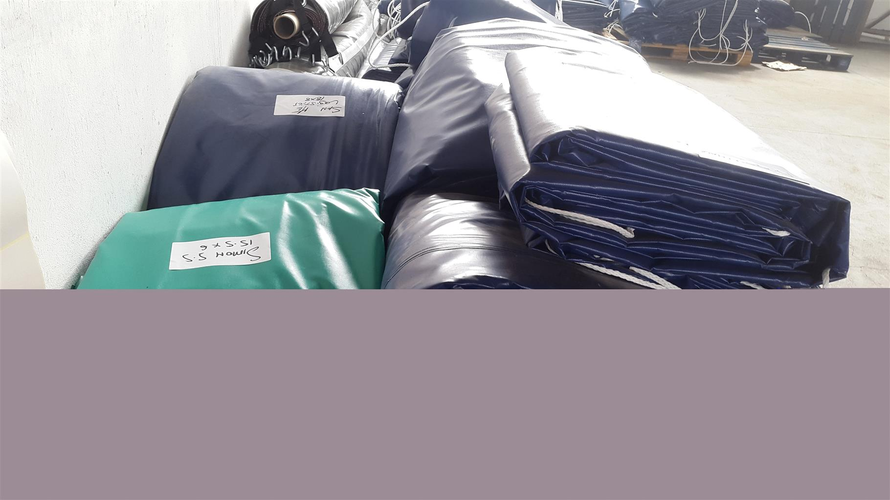 TIPPER PVC COVERS