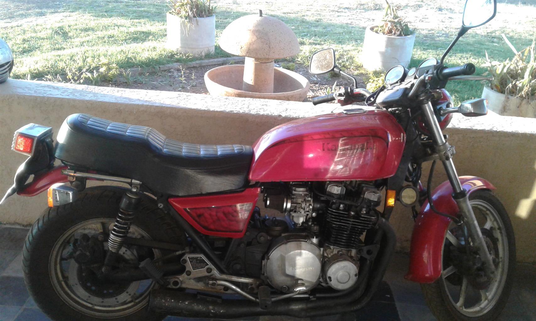 1982 Kawasaki Z