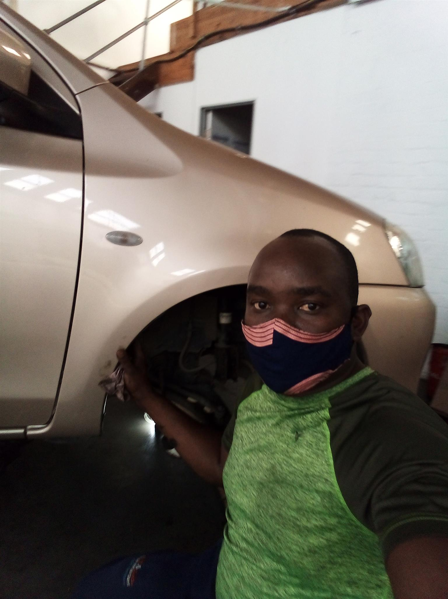 Qualified Auto Mechanic Available