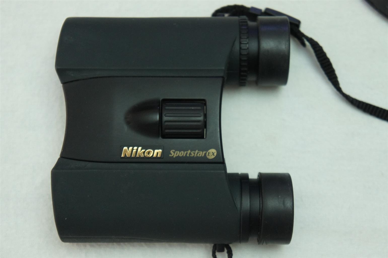 Nikon 8X25DCF Sportstar EX Waterproof