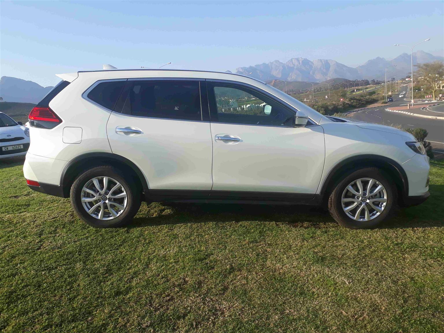 2019 Nissan X-Trail 2.0 XE