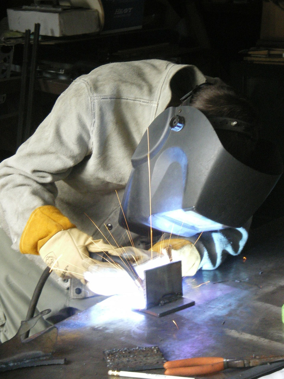 WELDING AND BOILERMAKER TRAINING