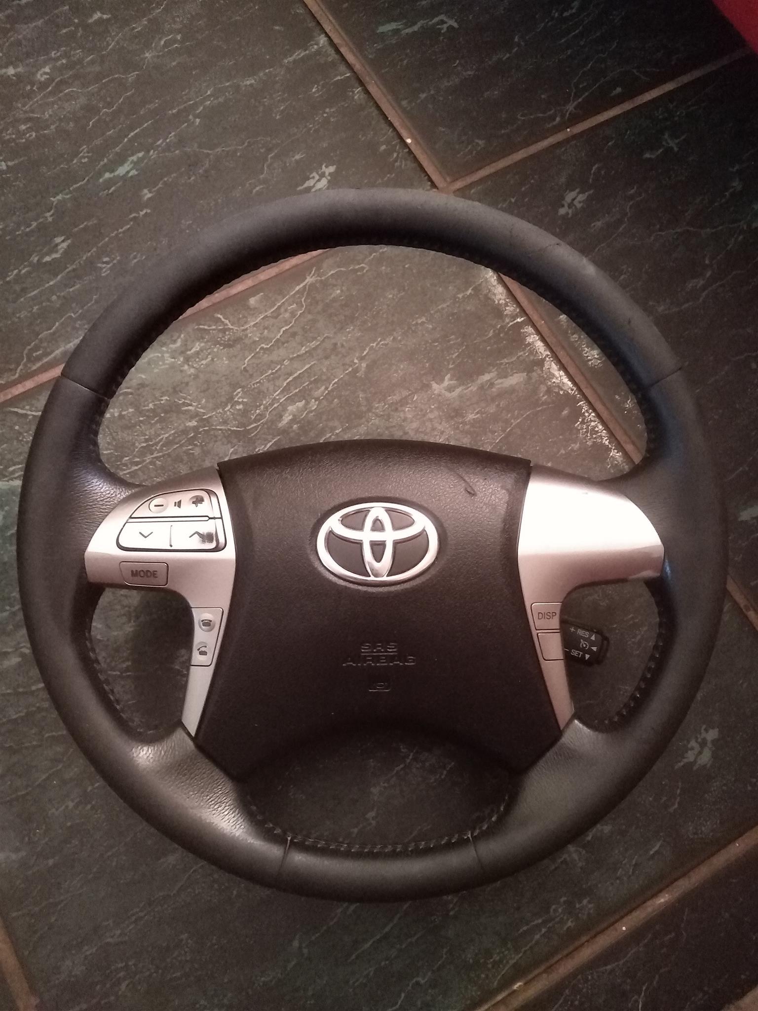 2013 Toyota Hilux 2.5D 4D
