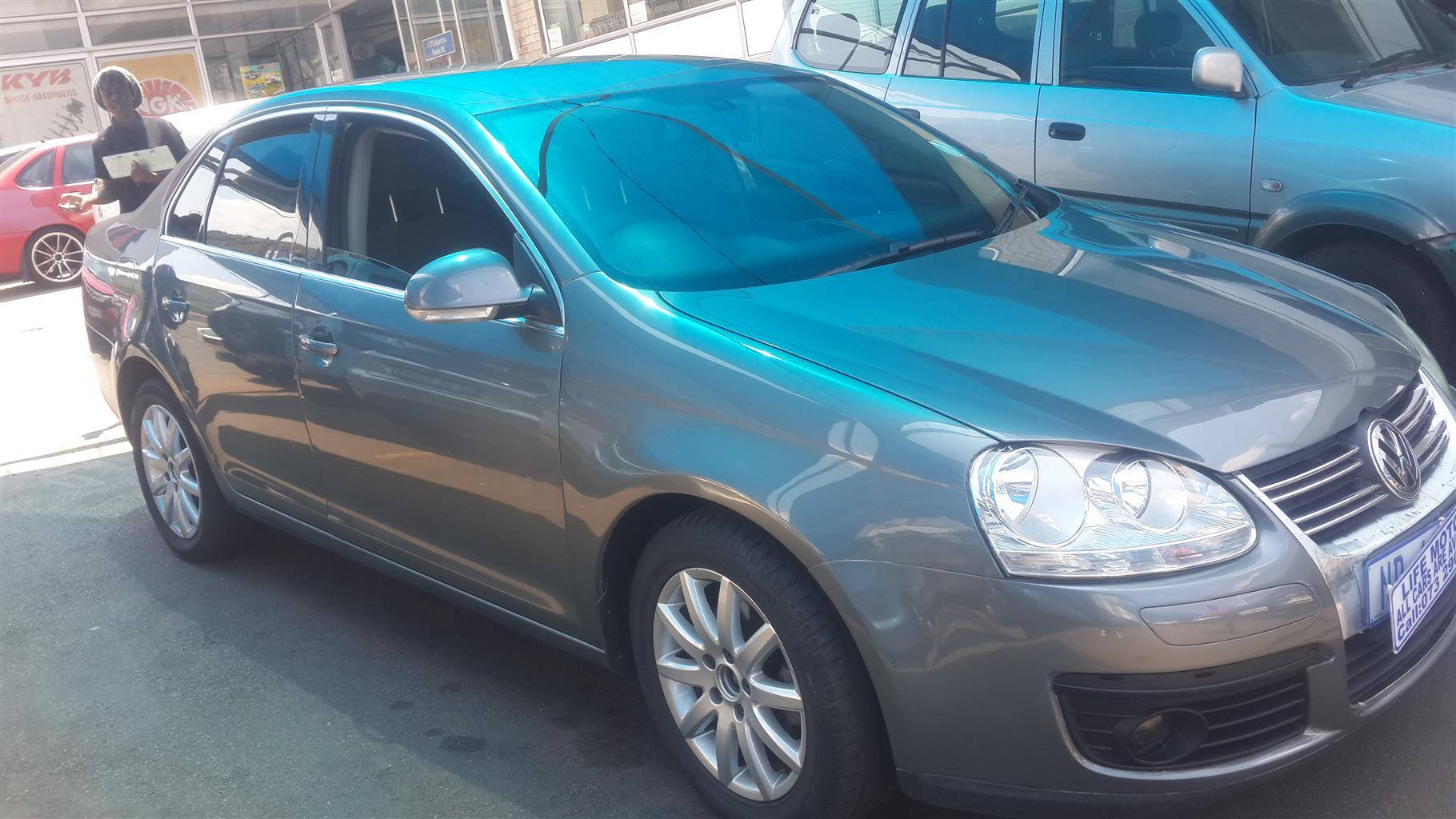2006 VW Jetta 2.0 Comfortline