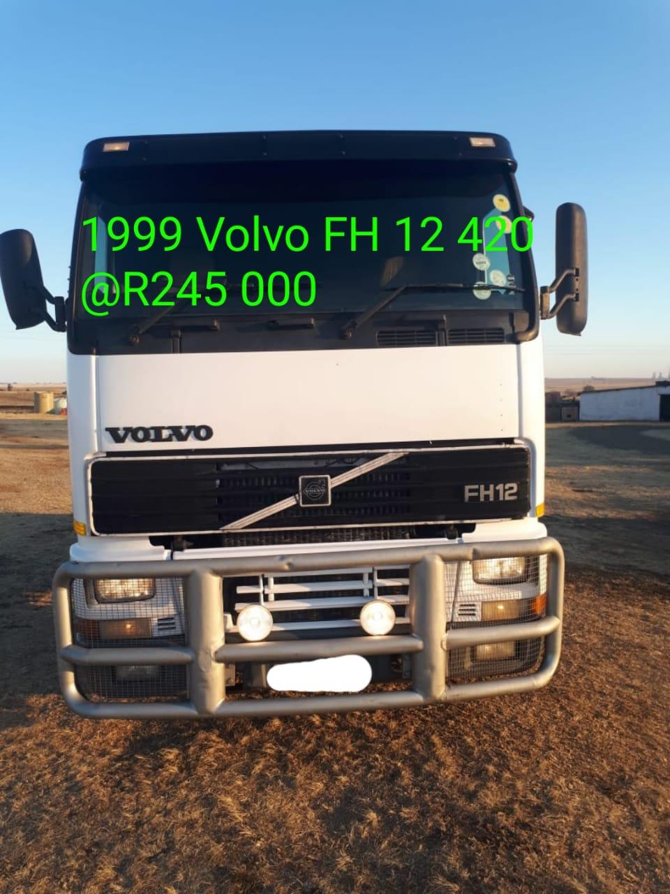 1999 Volvo FH12