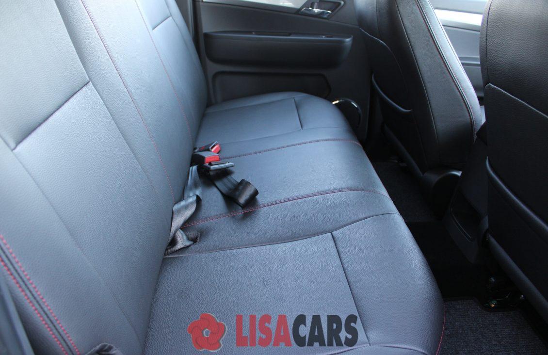 2019 JAC T6 double cab T6 1.9TDi LUX 4X4 P/U D/C