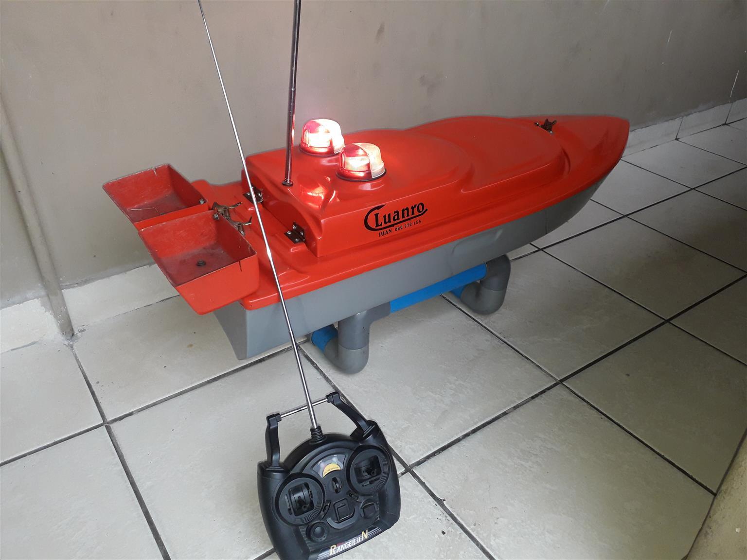Rc Bait Boat  swop/sell