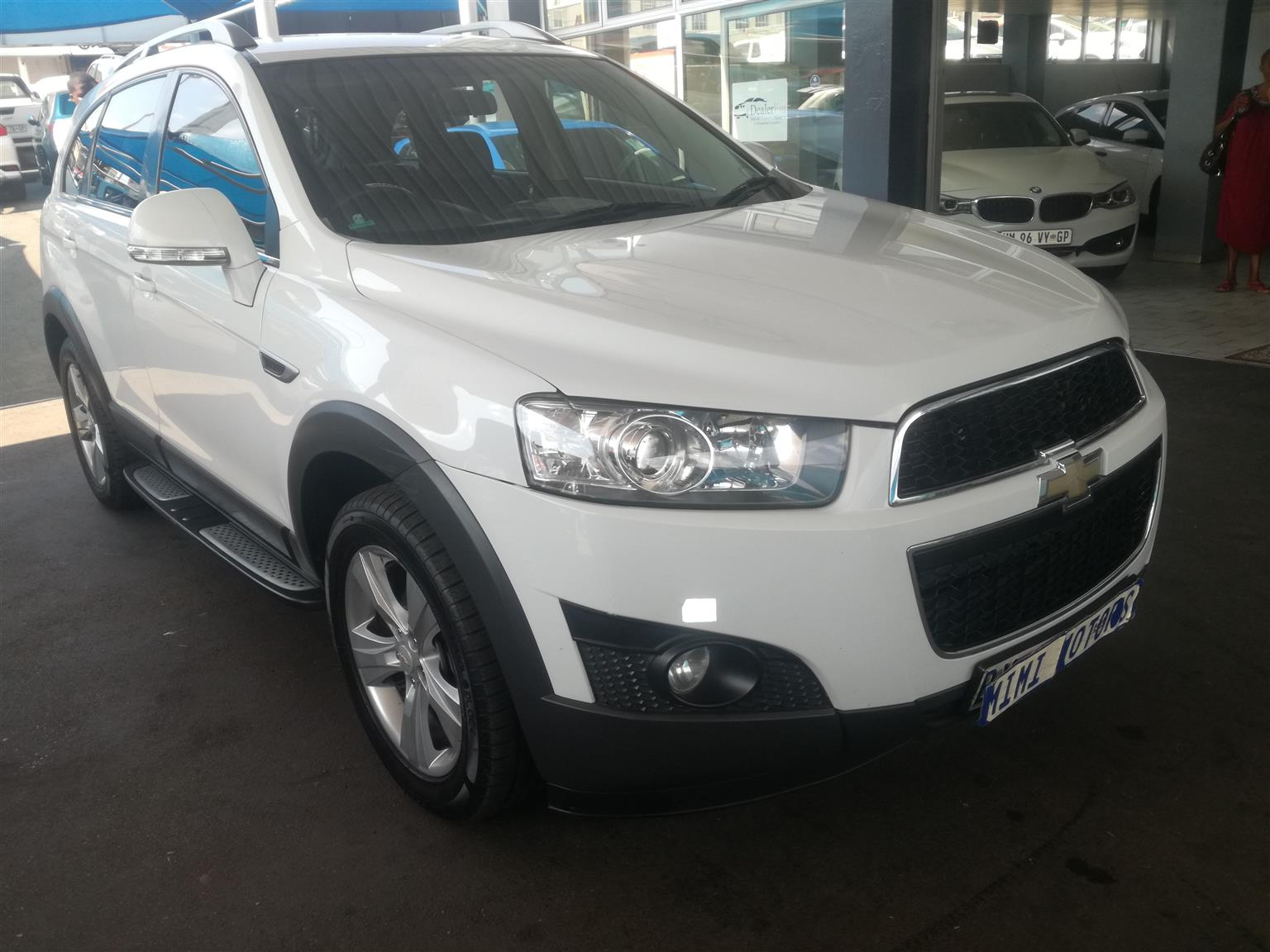 2012 Chevrolet Captiva 2.4 LS