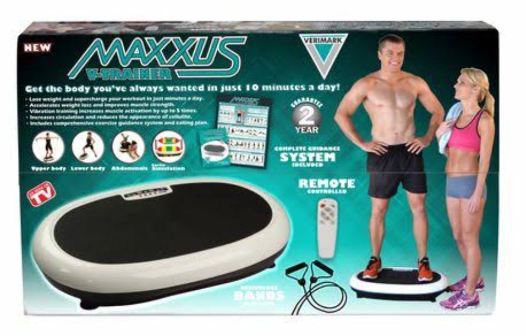 Maxxus V Trainer